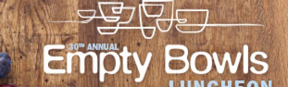 Empty Bowls Luncheon Draws 700 Attendees