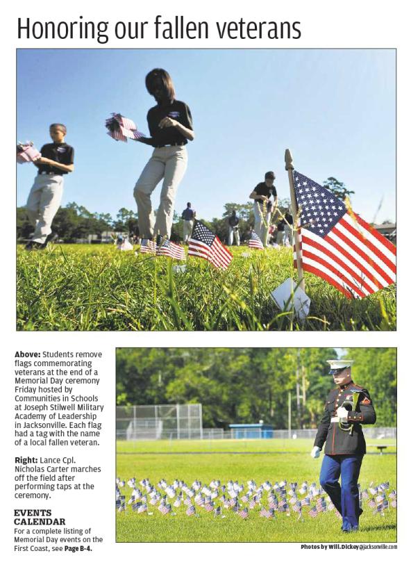 Florida Times Union May 23, 2015 Pt 2